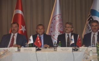 FKA'nın Ağustos ayı toplantısı Malatya'da yapıldı