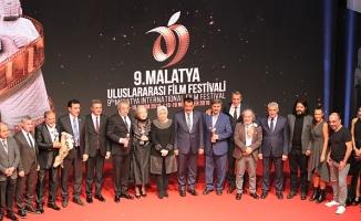 9. Malatya Uluslararası Film Festivali başladı
