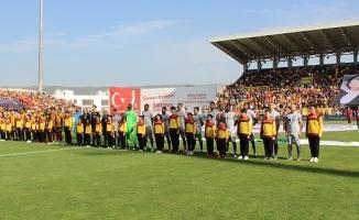 BYMS İzmir'den 1 puanla dönüyor: 1-1