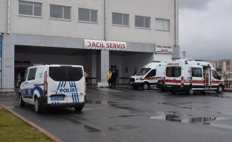 Hekimhan'daki maden ocağında patlama: 2 yaralı!