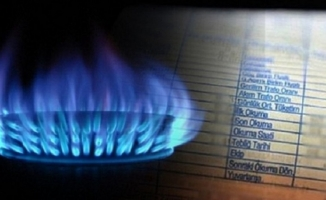 Doğalgaz faturası cep yakıyor! Vatandaş doğalgaz faturasına tepkili!