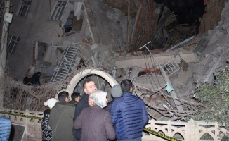 Son dakika:Elazığ'daki depremde ölü ve yaralılar var