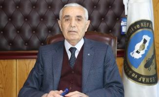 ESKKK Başkanı Ali Evren'den 'sicil affı' talebi