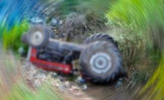12 yaşındaki çocuk devrilen traktörün altında kaldı, öldü!
