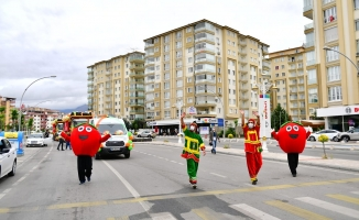 Ramazan Bayramı'nın coşkusu sokaklara taşındı