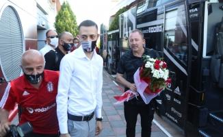 Beşiktaş kafilesi Malatya'ya geldi! Siyah-beyazlılarda 6 isim eksik...