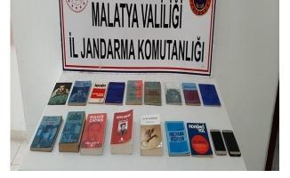 Malatya'da terör örgütü propagandasından 2 gözaltı!