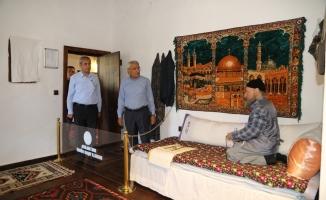 Turistlerin uğrak mekanı; Poyraz Konağı yeniden kapılarını açıyor!
