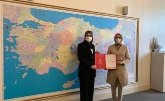 AK Parti Malatya İl Kadın Kolları Başkanı belli oldu