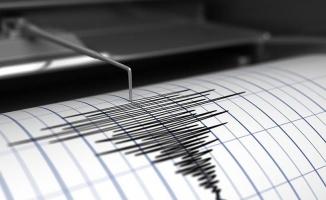 Hekimhan'da 11 saatte 28 deprem