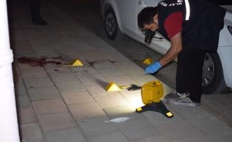 Husumetlilerin karşılaşması kanlı bitti: 1 ölü  1 yaralı