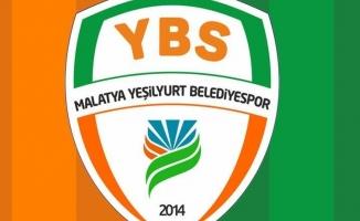 Yeşilyurt Belediyespor Ankara'da farklı kazandı