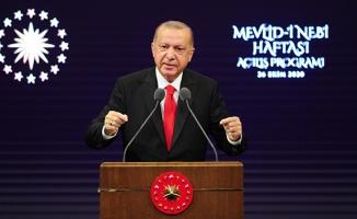 """Erdoğan'dan Fransız mallarına boykot çağrısı! """"Sakın almayın!"""""""