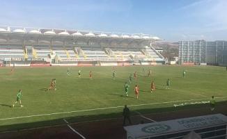 Yeşilyurt Belediyespor, Türkiye Kupasına Veda Etti