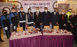 Malatya'da 'Kadına Yönelik Şiddetle Mücadele' etkinliği