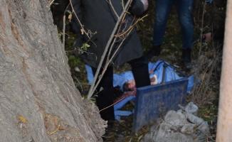 Malatya'da yol kenarında erkek bebek cesedi bulundu