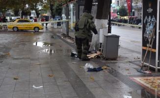 Malatya'nın göbeğinde şüpheli paket paniği! Polis alarma geçti!