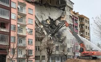 Aluçlu, Malatya'yı uyardı! ''Yapı stoku değişmezse çok sayıda can kaybı yaşarız''