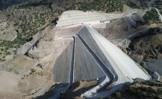 """Çalık: """"Yoncalı Barajı Türkiye ekonomisine her yıl 155 milyon lira kazandıracak"""""""