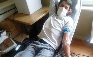ERTV yönetimi ve personelleri, Türk Kızılay'ına kan bağışında bulundu
