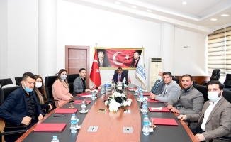 Gürkan'dan kayısı vurgusu: Malatya'nın kayısı kooperatifine ihtiyacı vardı