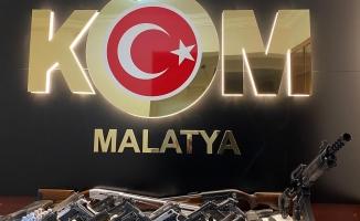 Malatya'da suç örgütüne ağır darbe: 16 gözaltı!