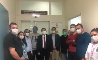 Malatya'da günde 4 bin kişiye Covid-19 testi yapılıyor
