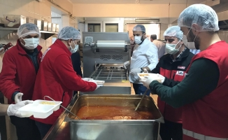 Malatya'da her gün 3 bin kişiye sıcak iftarlık