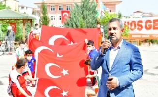 Başkan Çınar'dan 19 Mayıs mesajı