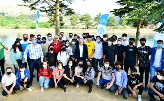 Başkan Çınar gençlerle buluştu