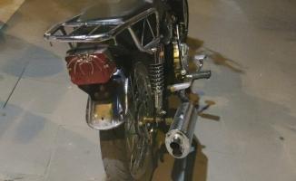 'Dur' ikazına uymadı, motosiklet fiyatından fazla ceza aldı