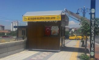 Malatya'da halk ekmekte de fiyat ayarlaması yapıldı
