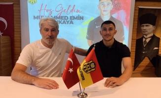 Başakşehir'in genç sağ beki Yeni Malatyaspor'da