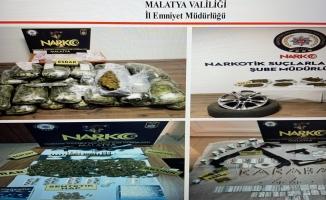Malatya'da 18 ayda 557 torbacı cezaevine gönderildi