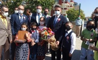 Malatya'da İlköğretim Haftası kutlama programı düzenlendi