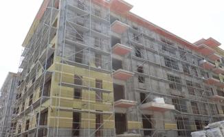 Müteahhitler inşaatları durdurdu!..