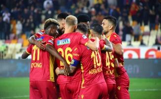 Süper Lig: Yeni Malatyaspor: 2 - Altay: 1