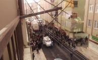 Diyarbakır'da korsan balon imalathanesinde patlama: 1 ölü, 4 yaralı!