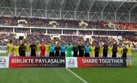 Evkur Yeni Malatyaspor'un gücü Fenerbahçe'ye yetmedi! 0-2