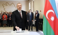 İlham Aliyev, dördüncü kez cumhurbaşkanı seçildi