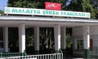 Malatya Şeker Fabrikası artık korumada