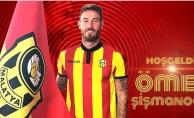 Evkur Yeni Malatyaspor, Ömer Şişmanoğlu'nu kadrosuna kattı