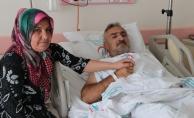 Trafik kazası geçirdi, eski eşiyle hastanede nikah kıydı
