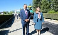 Gürkan'dan Turgut Özal Üniversitesi'ne Destek