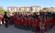 Malatya'da 187 bin 424 öğrenci için ders zili çaldı