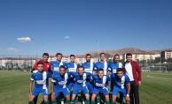 Yeşilyurt Belediyespor ilk hazırlık maçında berabere kaldı