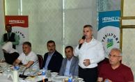 Başkan Çınar, 4 aylık icraatlarını anlattı