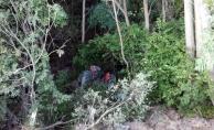 Malatya'da traktör dereye uçtu: 1 ölü