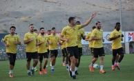 Malatyaspor, Alanyaspor karşılaşmasının hazırlıklarını sürdürüyor