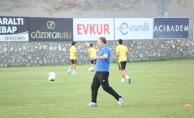 YMS, Trabzonspor maçı için hazırlıklara başlıyor!